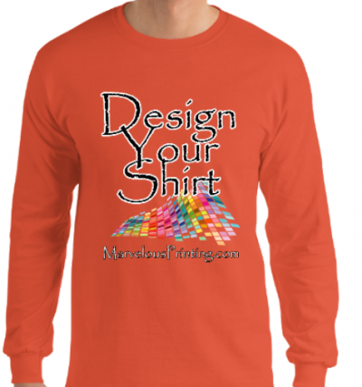 Personalized Long Sleeves