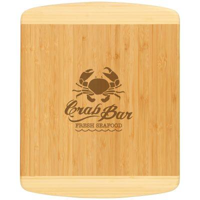 Bamboo 2-Tone Cutting Board